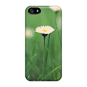 For HTC One M7 Phone Case Cover Hot Small Daisies Macro For HTC One M7 Phone Case Cover