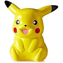 Pokemon Pikachu Yellow Ceramic Coin Piggy Coin Bank - Large