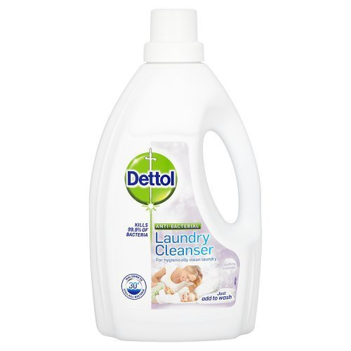 l Laundry Cleanser Soothing Lavender, 1.5L by Dettol ()