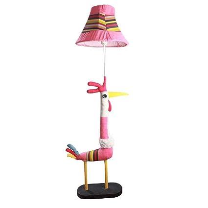 ▷ Tela de Estudio para niños Tela Lucky Red Cock lámpara de ...