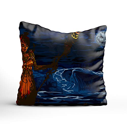 GGRGVR Throw Pillow Covers Holiday Halloween Guild Wars Pillow Cases 26