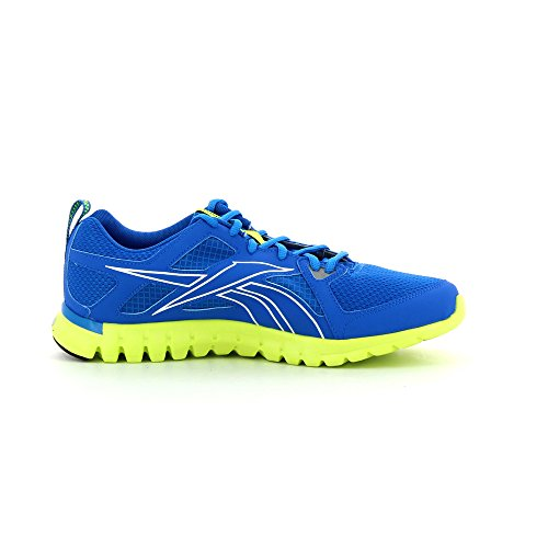 Reebok Sublite Escape-zapatillas de media tensión azul Talla:46 - azul