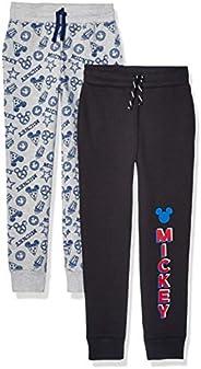Amazon Brand - Spotted Zebra Boys Disney Star Wars Marvel Fleece Jogger Sweatpants
