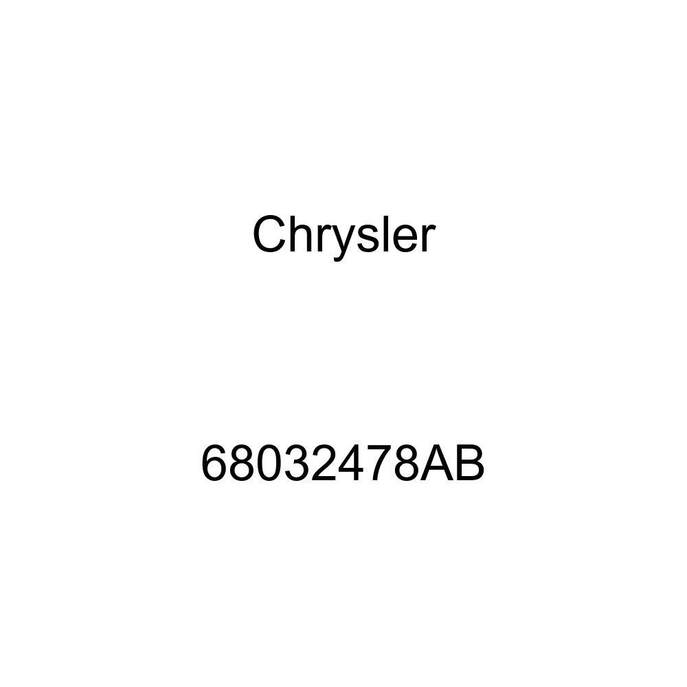 Genuine Chrysler 68032478AB Radiator Cooling Inlet Hose