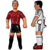Deportin Jugador futbolin Barra 13 mm. Color Blanco 1 unid: Amazon ...