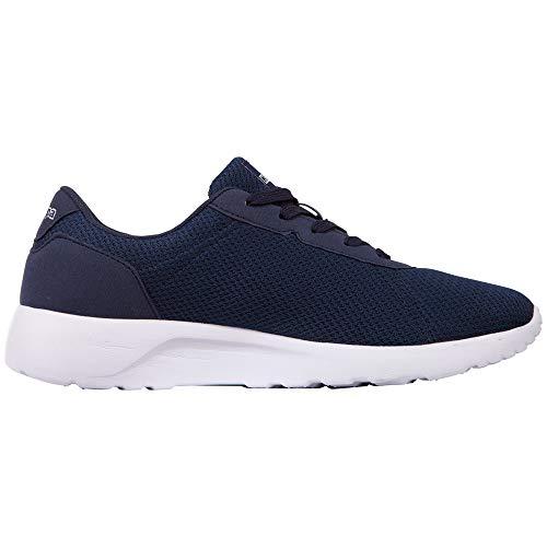 6767 Bleu Homme Tunes Sneakers navy Basses Kappa vfYqwIP