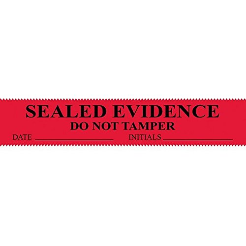 Forensics Source SER Sealed Evidence Sealing Tape by Forensics Source