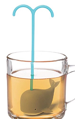 Modern Diving Whale Loose Infuser product image