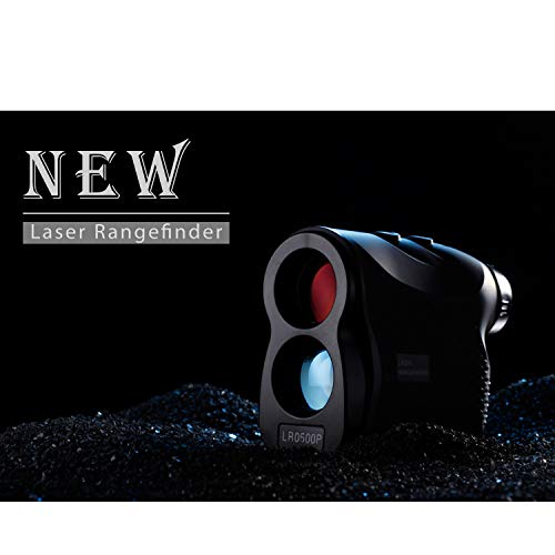 Nomtech 980yard Golf Laser Rangefinder with Fog, Scan, Speed Measurement for Hunting, Racing, Archery, Survey by Nomtech (Image #1)