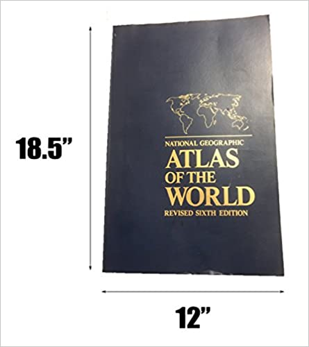 Canadian oxford school atlas 6th edition by stanford, quentin.