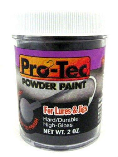Component Pro Tec Powder Paint 2oz Black