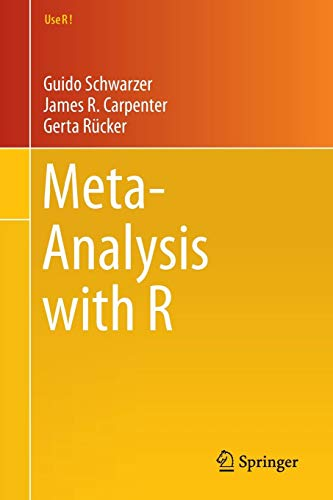 Meta-Analysis with R (Use R!) (Applied Meta Analysis For Social Science Research)