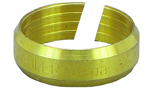 VIEGA 19029 Proradiant Spare Parts Compression Ring for 3/4