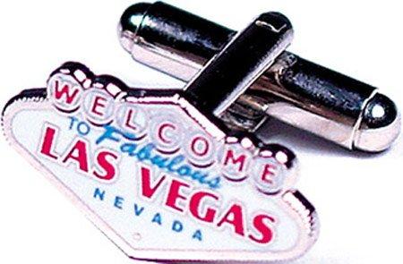 Cufflinks Inc Men's Las Vegas Sign