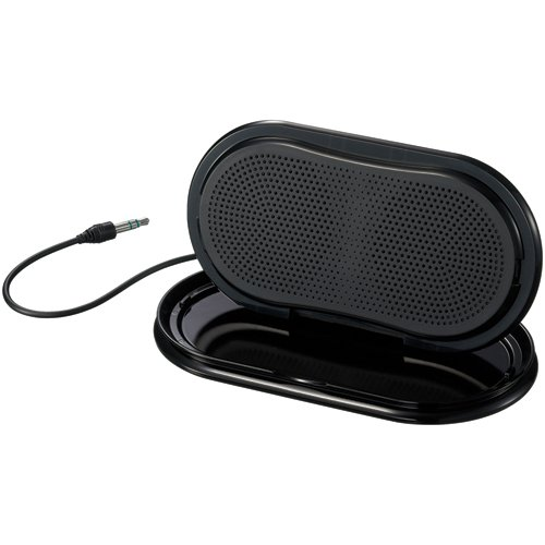 Sony Compact and Slim Travel Speaker for iPod and MP3 Players by Sony