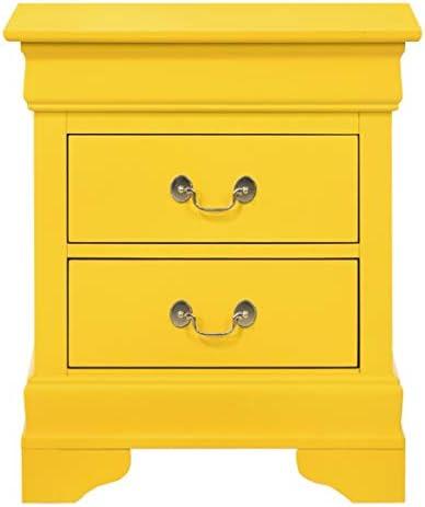 home, kitchen, furniture, bedroom furniture,  nightstands 4 image Glory Furniture Hammond Bedroom Furniture, 2 Drawer NightStand promotion