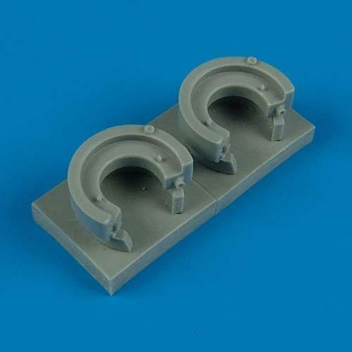 Quickboost 1:48 Bf 110 Oil Tanks for Dragon Kit - Resin, used for sale  Delivered anywhere in USA