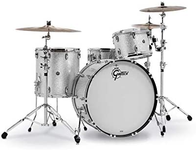 GRETSCH ドラムセット Brooklyn Series/GB-E404 (012/silver sparkle)