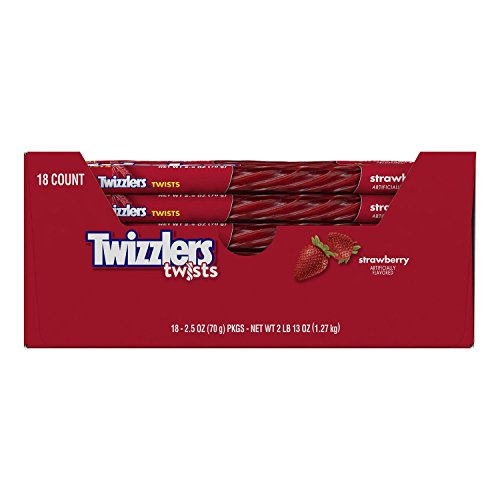 Twizzlers Strawberry Twists (18 ct.) -