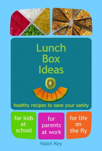 Book: Lunch Box Ideas by Hazel Key