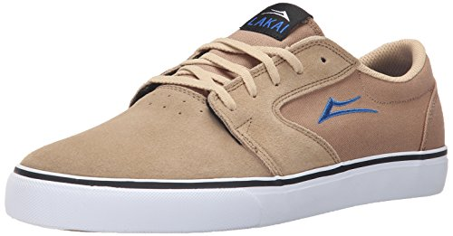 Lakai Mens Fura Skate Shoe Sand Camo Suede A0STQ