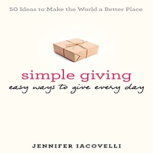 Simple Giving Audiobook