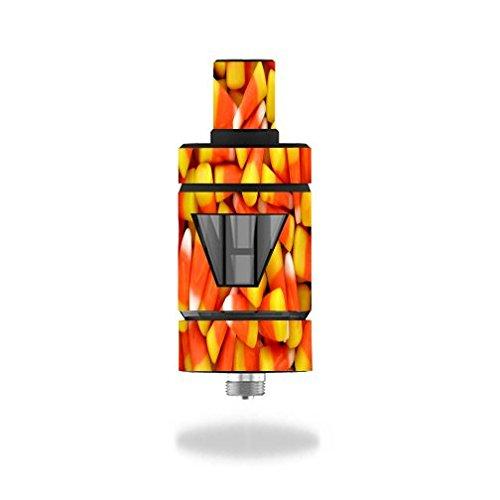 Decal Sticker Skin WRAP - Joyetech Tron Atomizer Tank - Halloween Candy Print]()