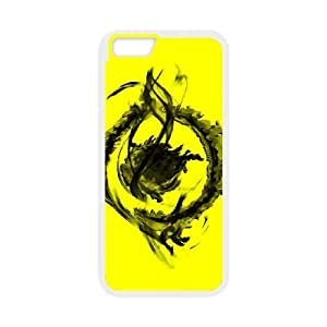 DIY Stylish Printing Divergent Cover Custom Case For iPhone 6 4.7 Inch MK2S952995