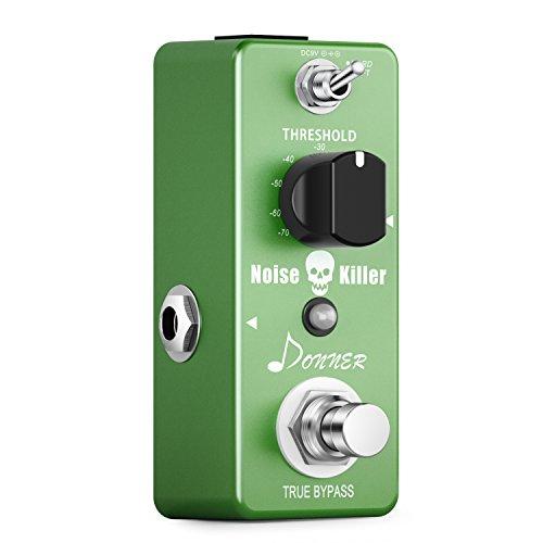 Donner Noise Killer Guitar Noise Gate Suppressor Effect Pedal - Image 1