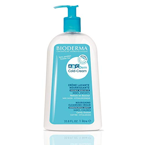 Bioderma ABCDerm Cold-Cream Nourishing Cleansing Cream 1L
