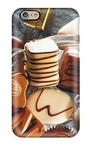 Fashion PJayOYk4745AYELm Case Cover For Iphone 6(tasty Chocolates)