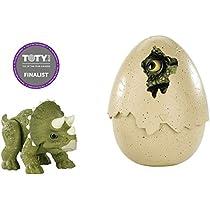 Jurassic World - Dino recién nacido Triceratops (Mattel FMB94)