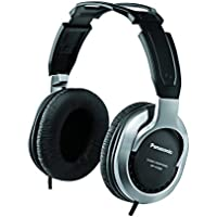 Panasonic RP-HT260-K Sealing up type Stereo Headphone 40mm RPHT260 Black GENUINE