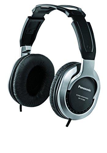 Panasonic RP-HT260-K Sealing up type Stereo Headphone 40mm RPHT260 Black GENUINE