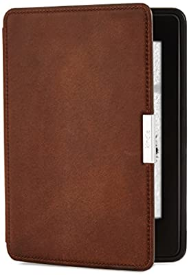 Limited Edition Premium Leather Cover for Kindle Paperwhite - fits all Paperwhite generations from Amazon