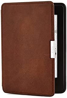 Limited Edition Premium Leather Cover for Kindle Paperwhite - fits all Paperwhite generations prior to 2018 (Will not fit All-new Paperwhite 10th generation) (B00U0IZD2W) | Amazon price tracker / tracking, Amazon price history charts, Amazon price watches, Amazon price drop alerts