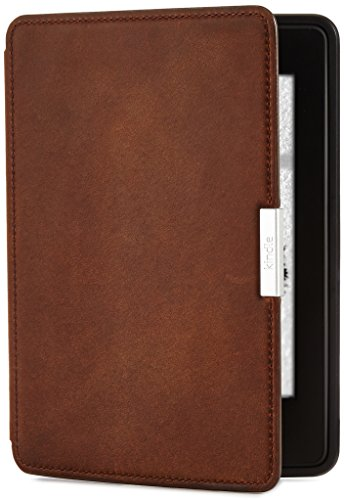 Limited Edition Premium Leather Cover for Kindle Paperwhite - fits all Paperwhite generations prior to 2018  (Will not fit All-new Paperwhite 10th generation) ()