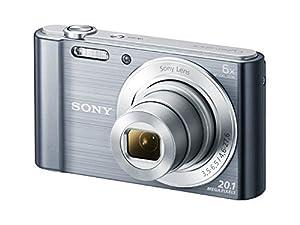 Sony DSC-W810M - 20.1 MP Digital Camera with 6x Optical Zoom - Silver (Certified Refurbished) by Sony