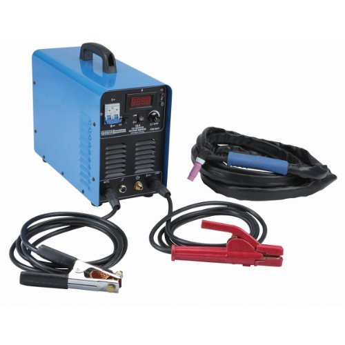 230 Volt Inverter Arc/tig Welder with Digital Readout by Harbor Freight