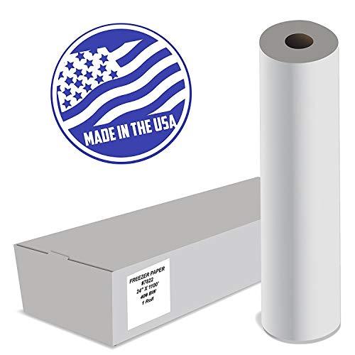 Impreso Freezer Paper Roll, 24