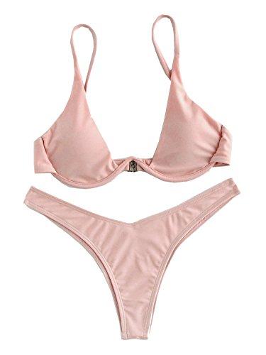 Cheap Underwire Bikini Sets in Australia - 5