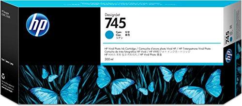 Picture of a Hewlett Packard F9K03A 745 300Ml 725184104664