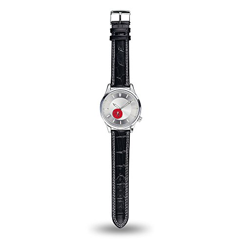 NFL Tampa Bay Buccaneers Icon Watch, Black