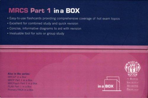 MRCS Part 1 in a Box - Mrc Box