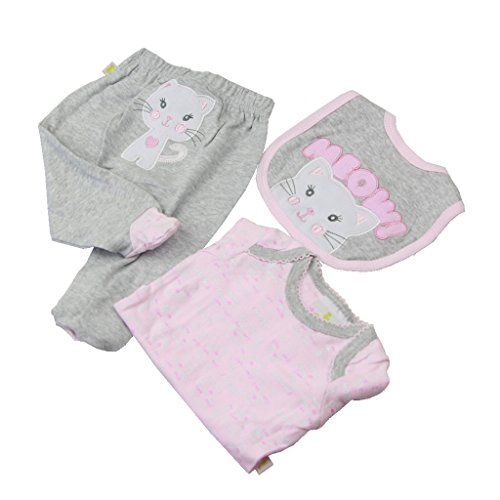 Homyl Lovely Cartoon Cat Printed Clothes for 22inch-23inch for sale  Delivered anywhere in Canada