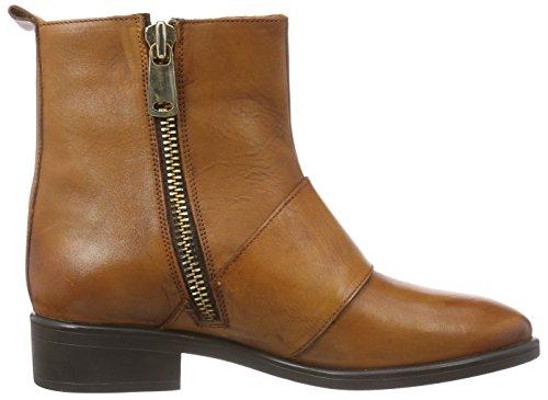 Inuovo REESE - botas de cuero mujer marrón - marrón (Coconut)