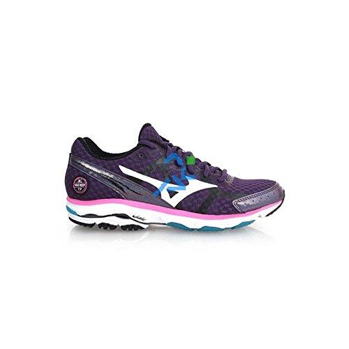 MIZUNO Wave Rider Narrow 01 violeta violeta Talla:7.5