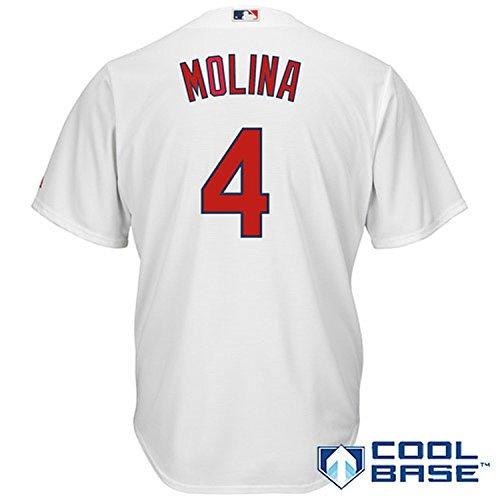 Majestic Athletic Yadier Molina