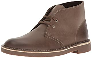 Clarks Men's Bushacre 2 Chukka Boot, Khaki, 9 M US (B01I2AXAS8) | Amazon price tracker / tracking, Amazon price history charts, Amazon price watches, Amazon price drop alerts