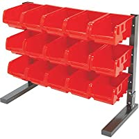 NorthernTool.com deals on Ironton Tabletop Bench Rack with 15 Bins